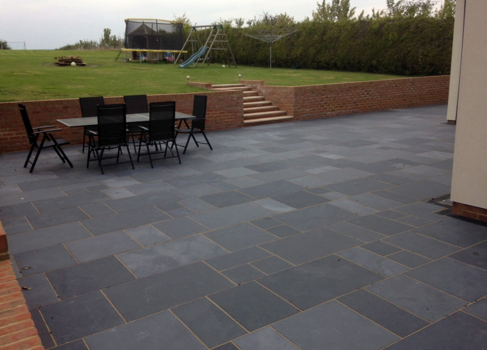 Patio - Limestone
